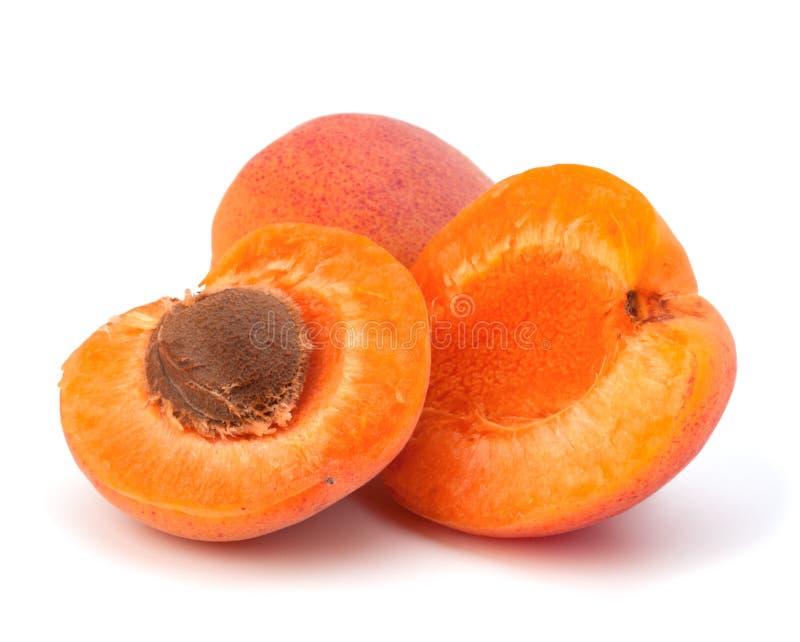 Reife Aprikosenfrucht lizenzfreies stockbild
