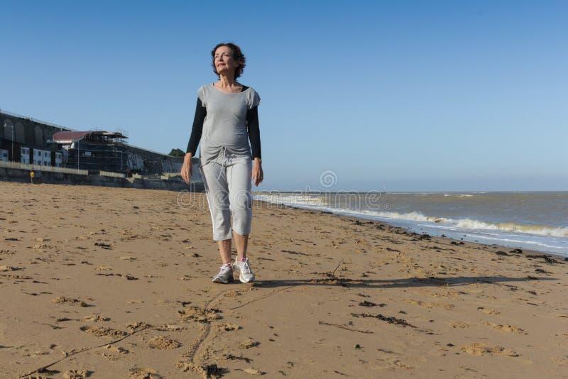 Strand reife Frauen