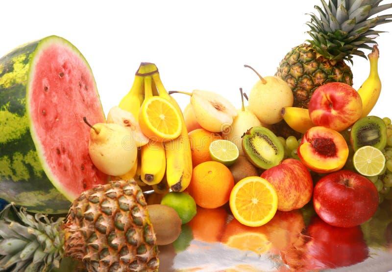 Reife frische Frucht lizenzfreies stockfoto
