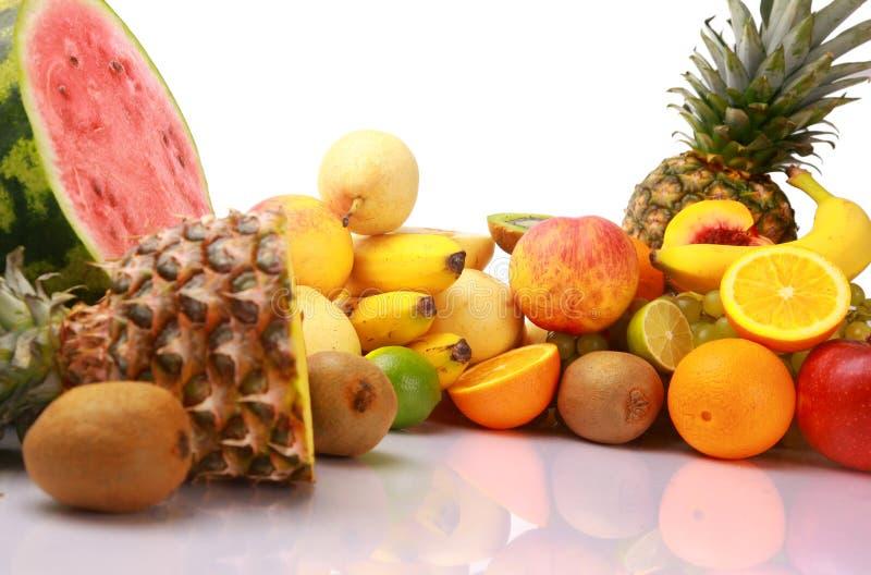 Reife frische Frucht lizenzfreie stockfotografie