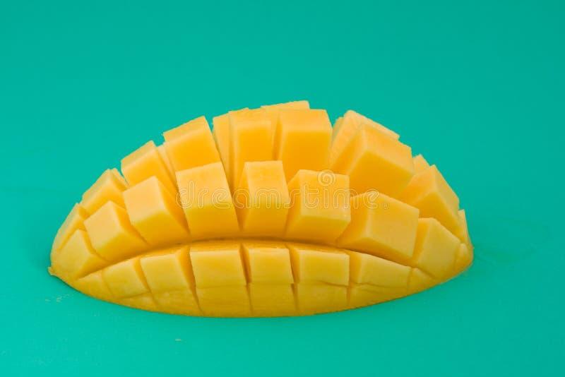 Reife Mangofrucht lizenzfreie stockbilder