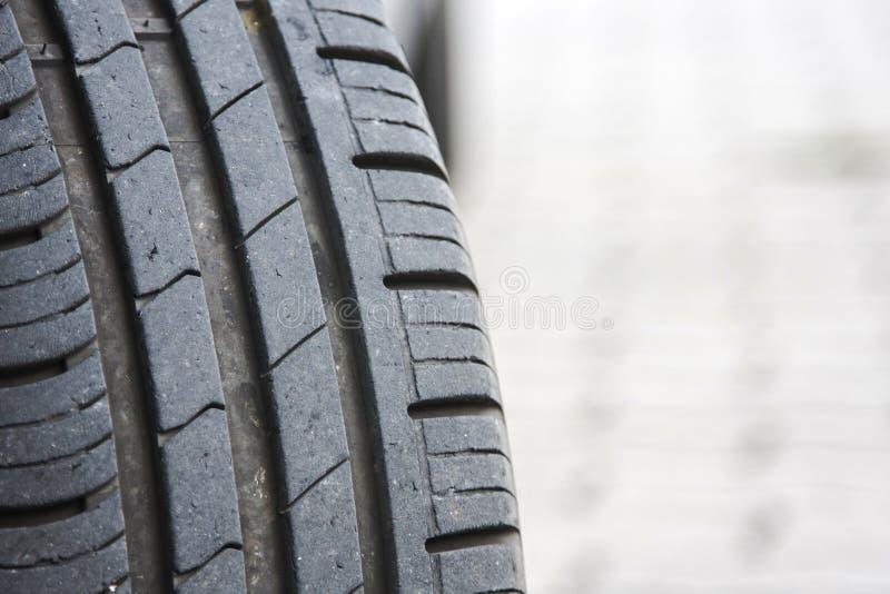 Reifen verbraucht lizenzfreies stockbild