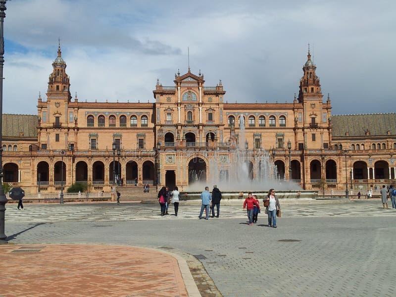 Reihe der schönsten Bilder von Sevilla 9 lizenzfreie stockfotos