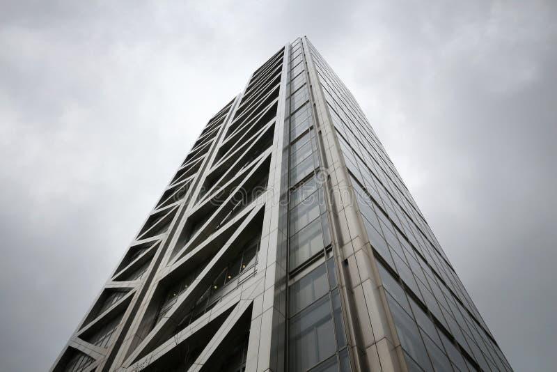Reiher-Turm, London lizenzfreies stockbild