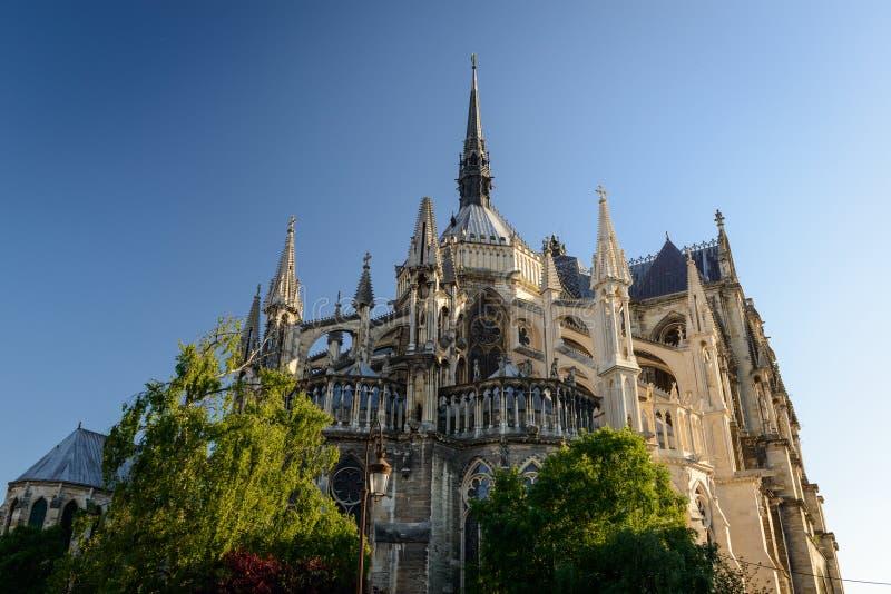 Reims zdjęcia stock