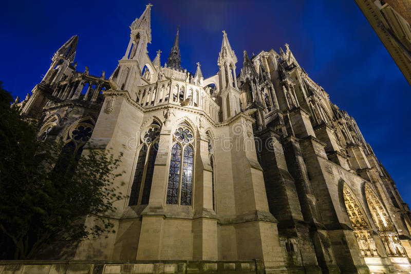 Reims immagini stock