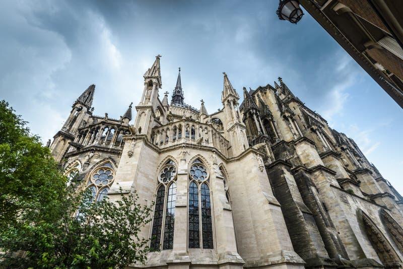 Reims fotografia stock libera da diritti