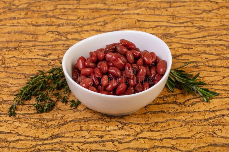 Rein rouge cuit au four photo libre de droits