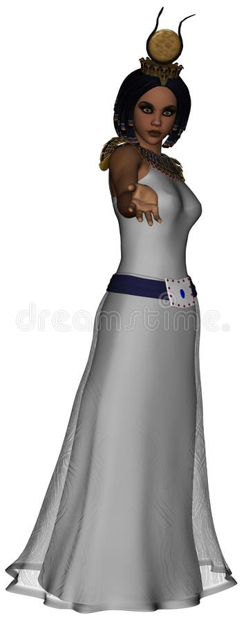 Reina de Cleopatra de Egipto libre illustration