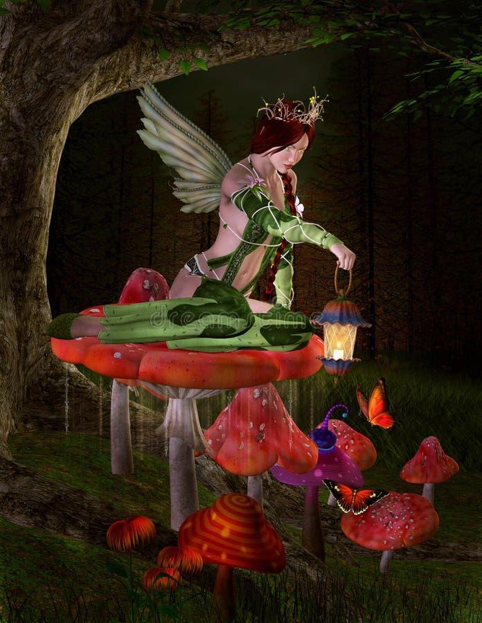 Reina de hadas libre illustration