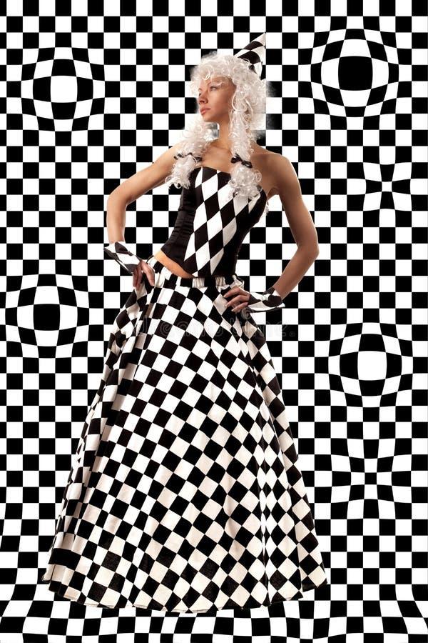 Reina del ajedrez fotografía de archivo libre de regalías