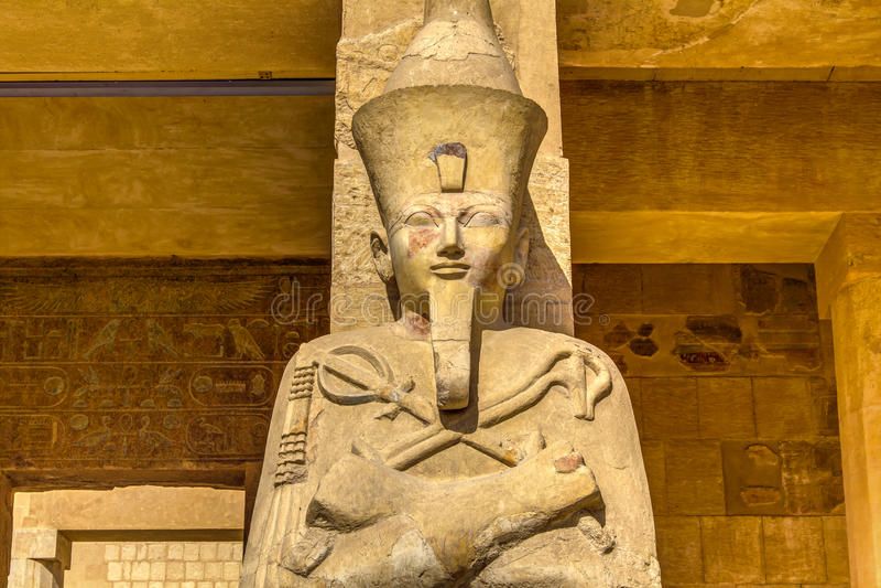 Reina Hatshepsut foto de archivo