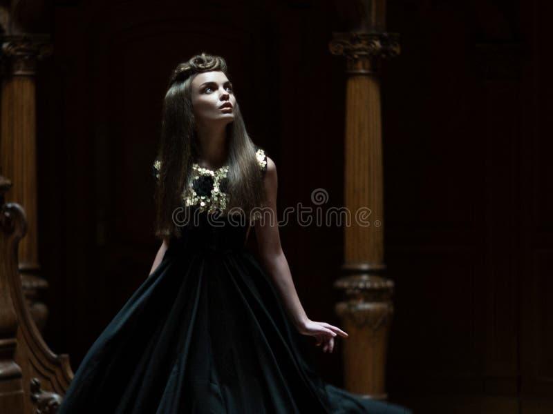 Reina. Mujeres de la moda fotos de archivo