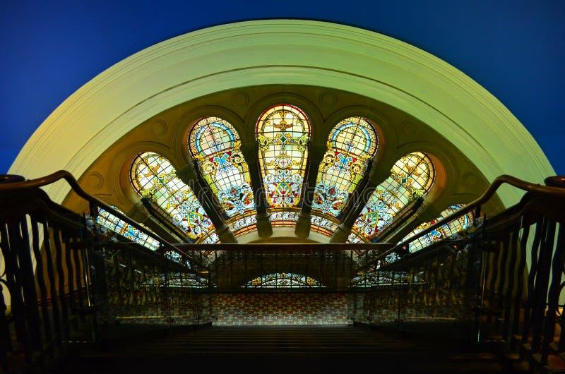Reina Victoria Building 3 imagen de archivo libre de regalías