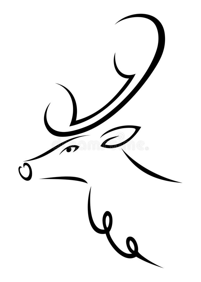 Download Reindeer Royalty Free Stock Photography - Image: 28240727