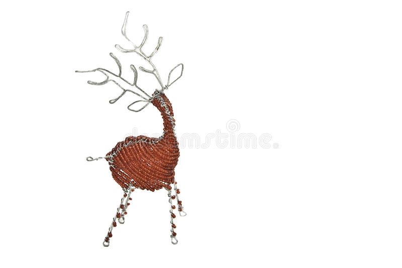 Download Reindeer Christmas Decoration Stock Photo - Image: 13843454