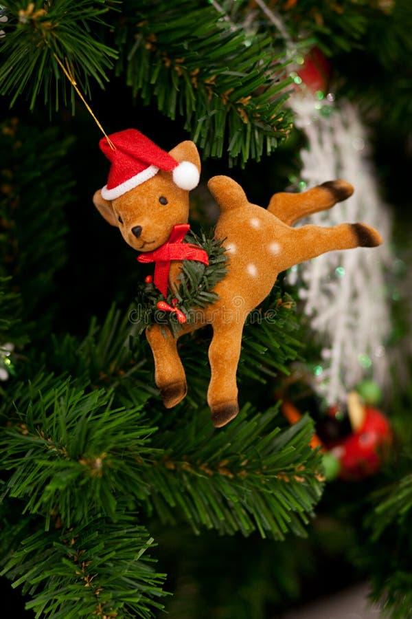 Free Reindeer Christmas Ornament Royalty Free Stock Image - 17178656