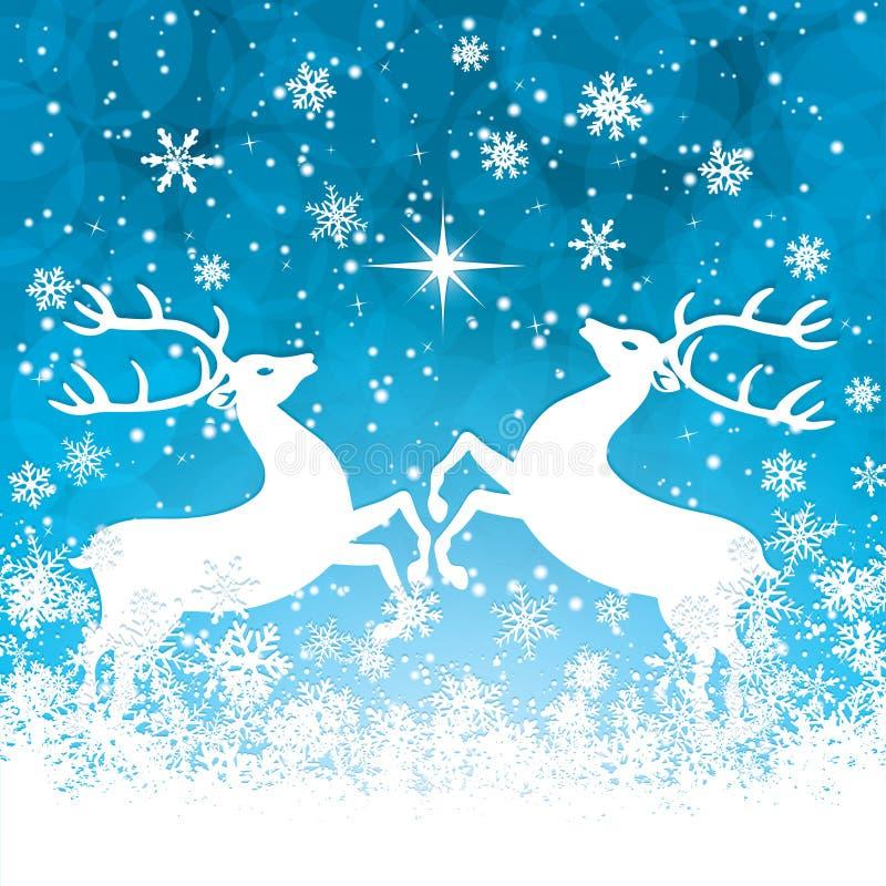 Reindeers Royalty Free Stock Image