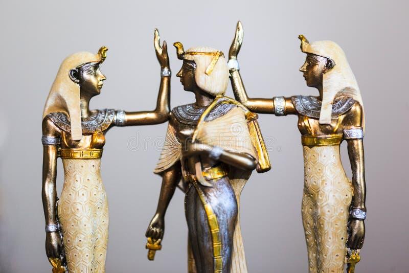 Reine égyptienne image libre de droits