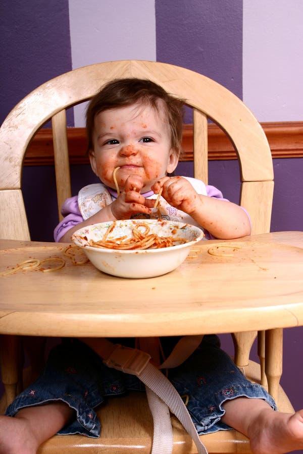 Reine #4 de spaghetti photos stock