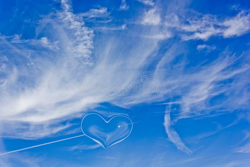 Reine Liebe stockfoto