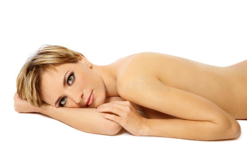 Reine Schönheit lizenzfreies stockfoto