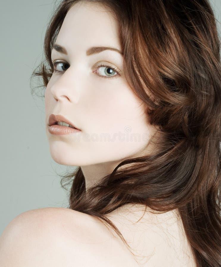 Reine Schönheit lizenzfreie stockbilder