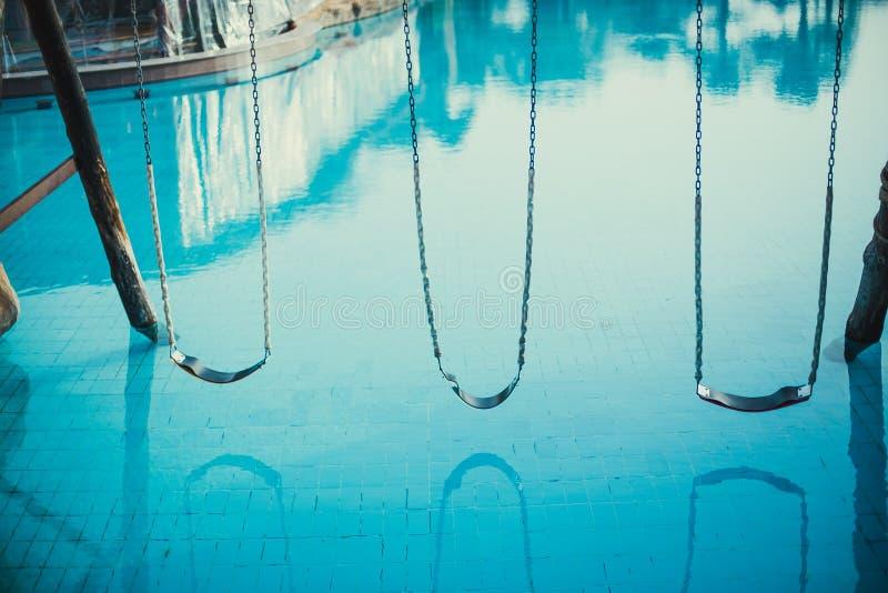 Reines Wasser stockfotografie