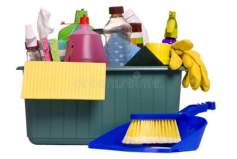 Reinigung gibt 4 an lizenzfreie stockfotografie