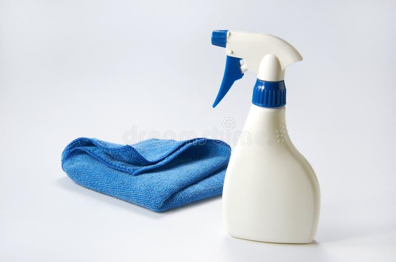 Reinigungs-Produkt lizenzfreie stockfotos