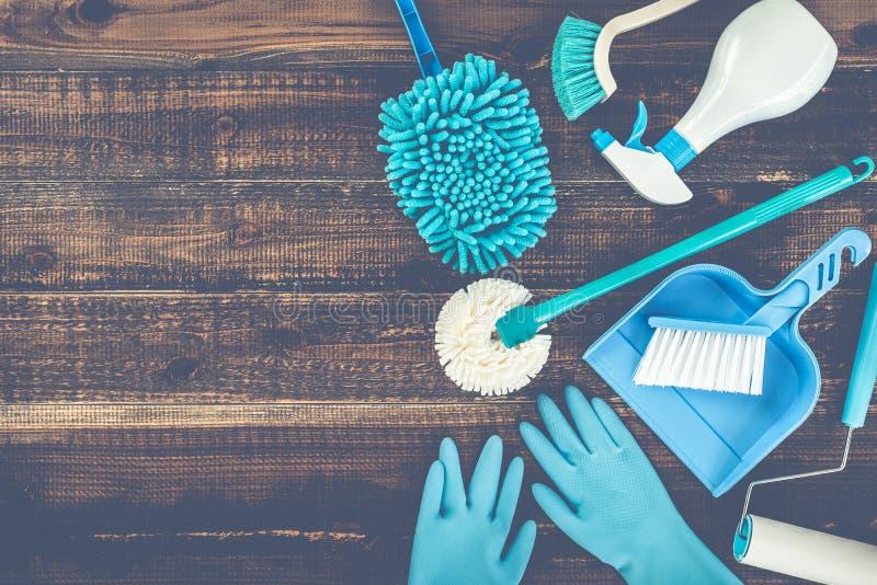 Reinigungswerkzeug lizenzfreie stockbilder
