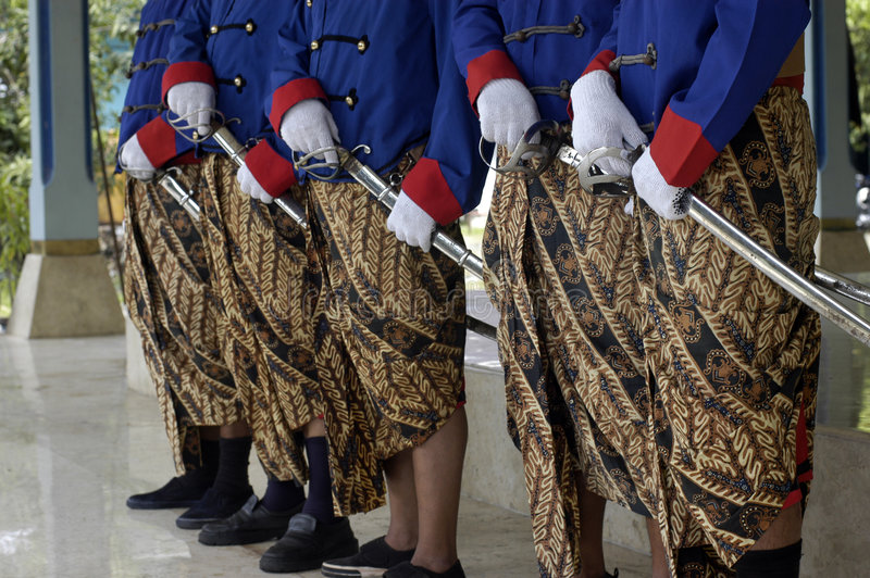 Reino azul del tropper imagen de archivo libre de regalías