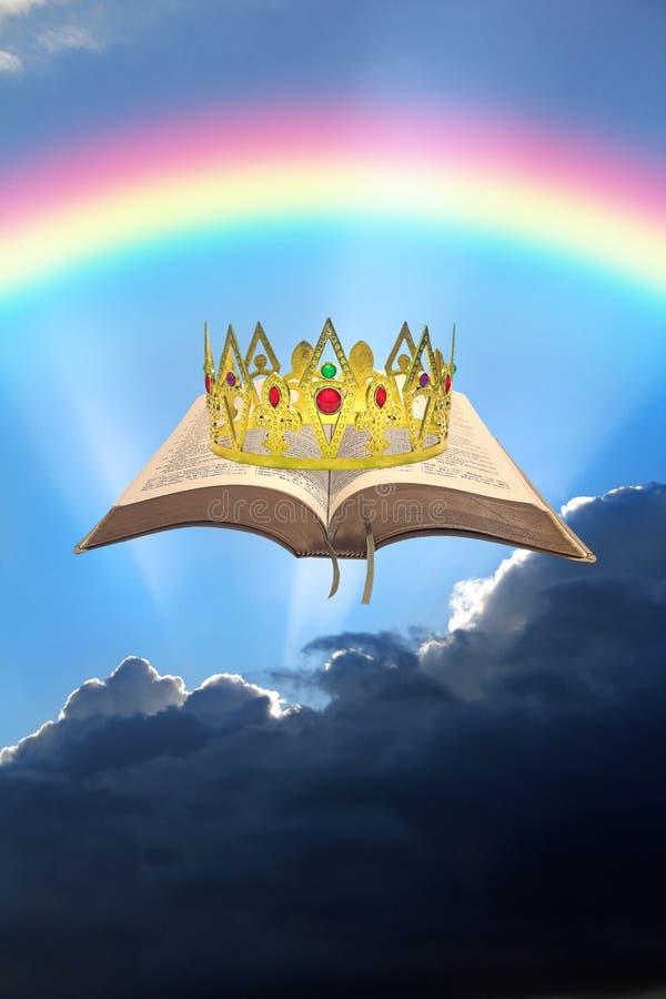 Reino de los cielos imagen de archivo libre de regalías