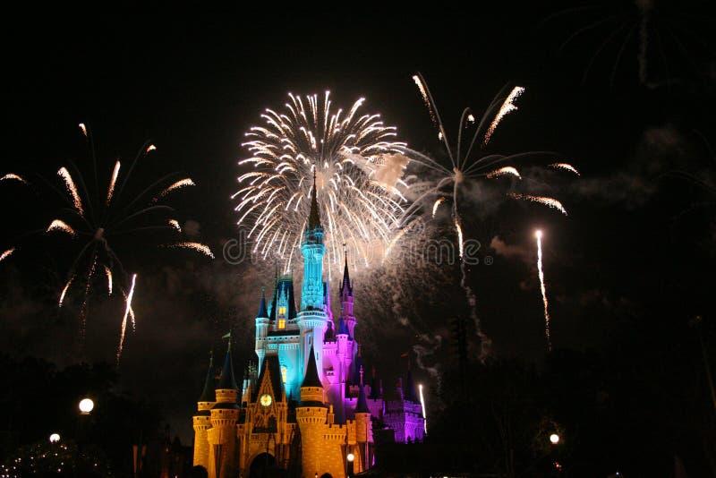 Reino mágico fotos de archivo
