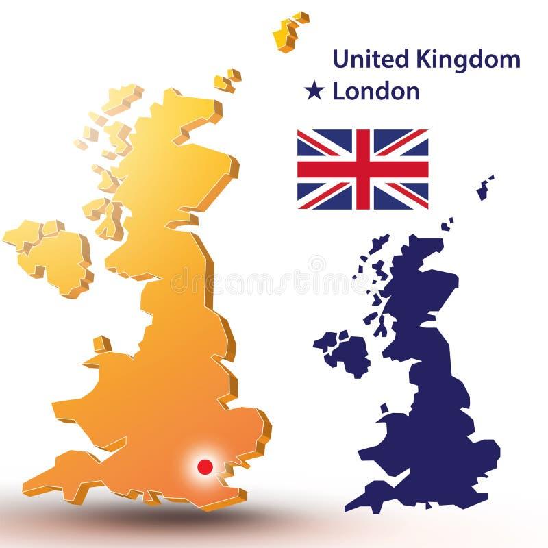Reino Unido libre illustration