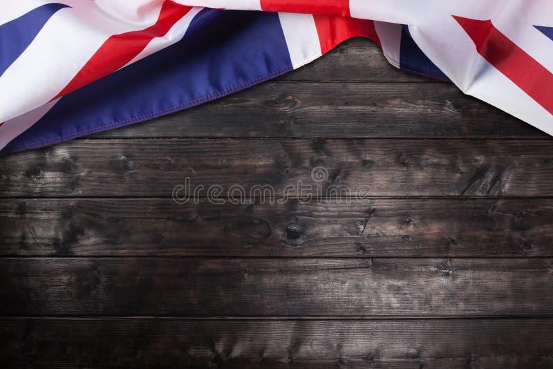 Reino Unido, bandera británica, Union Jack fotografía de archivo