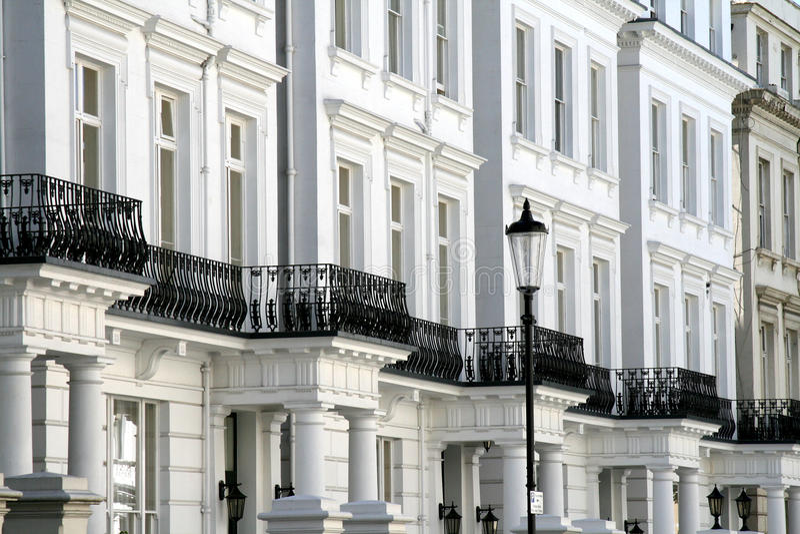Reino Unido, Londres, Notting-monte fotografia de stock royalty free