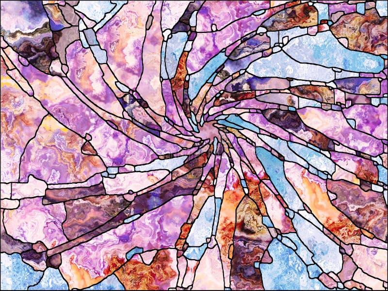 Reinos del vidrio plomado libre illustration