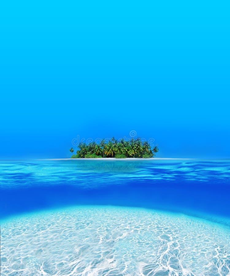 Reiono, französische Polinesien lizenzfreies stockfoto