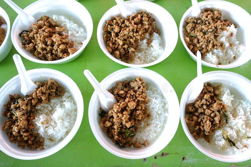 Reis überstiegen lizenzfreie stockfotografie