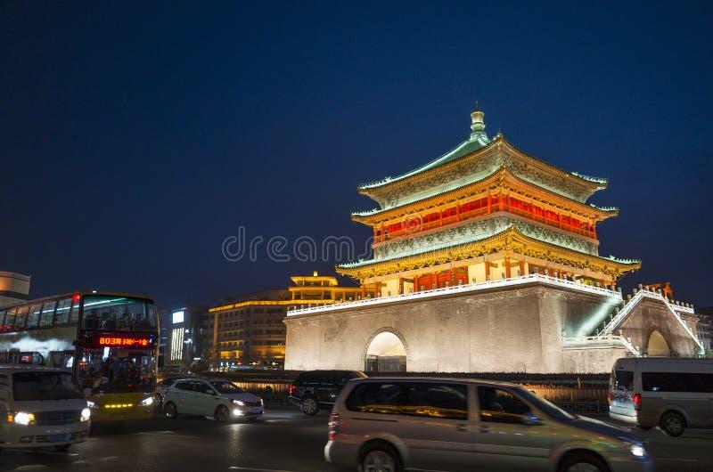 Reis aan Xi'an royalty-vrije stock fotografie
