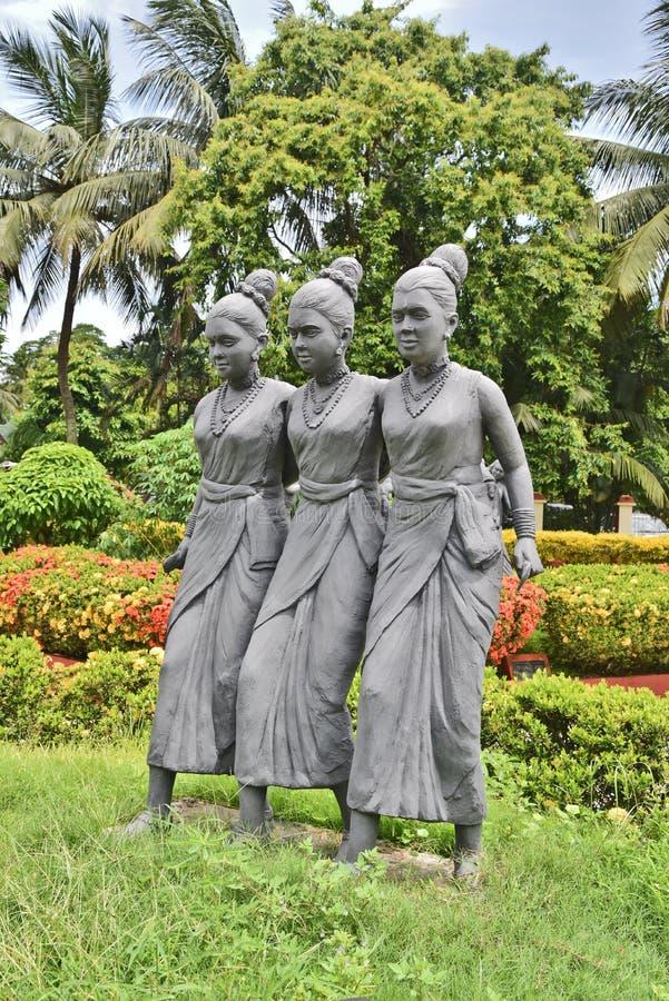 Reis Assam stock foto