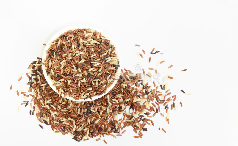 Reis-Beerensamen lizenzfreies stockbild