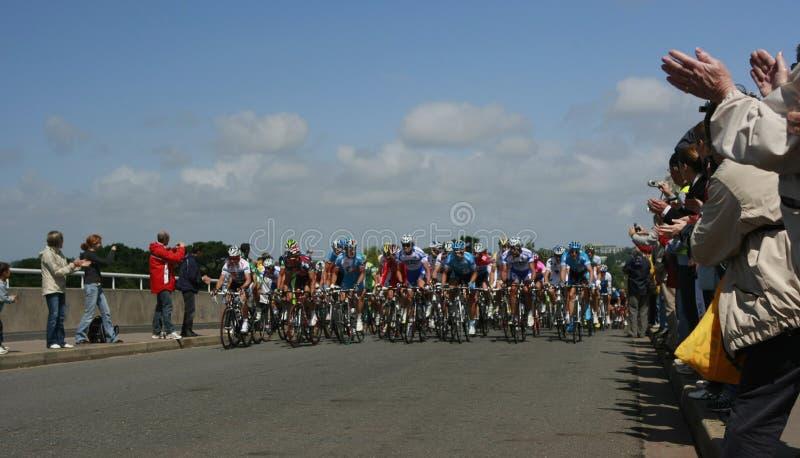 Reis DE Frankrijk 2008 stock foto