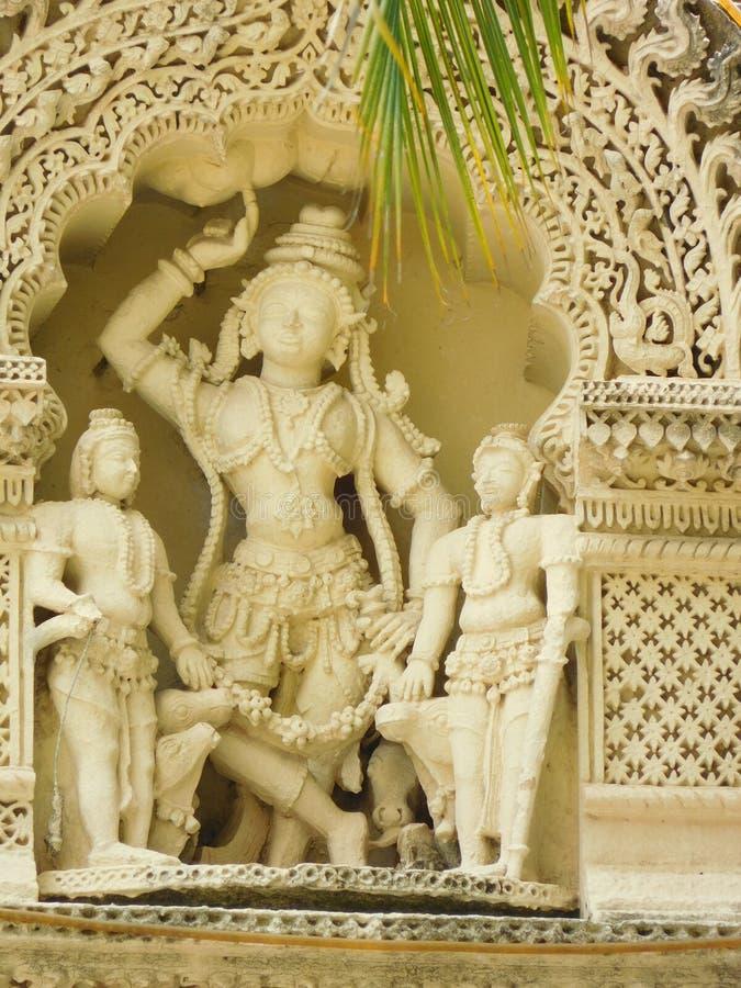 Reis de Zuid- van India stock foto