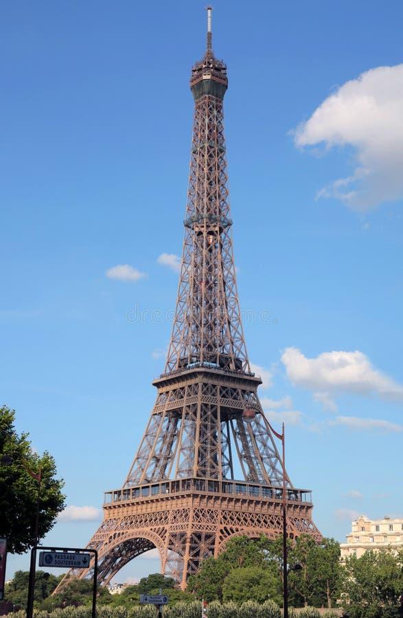 Reis Eiffel, royalty-vrije stock foto's