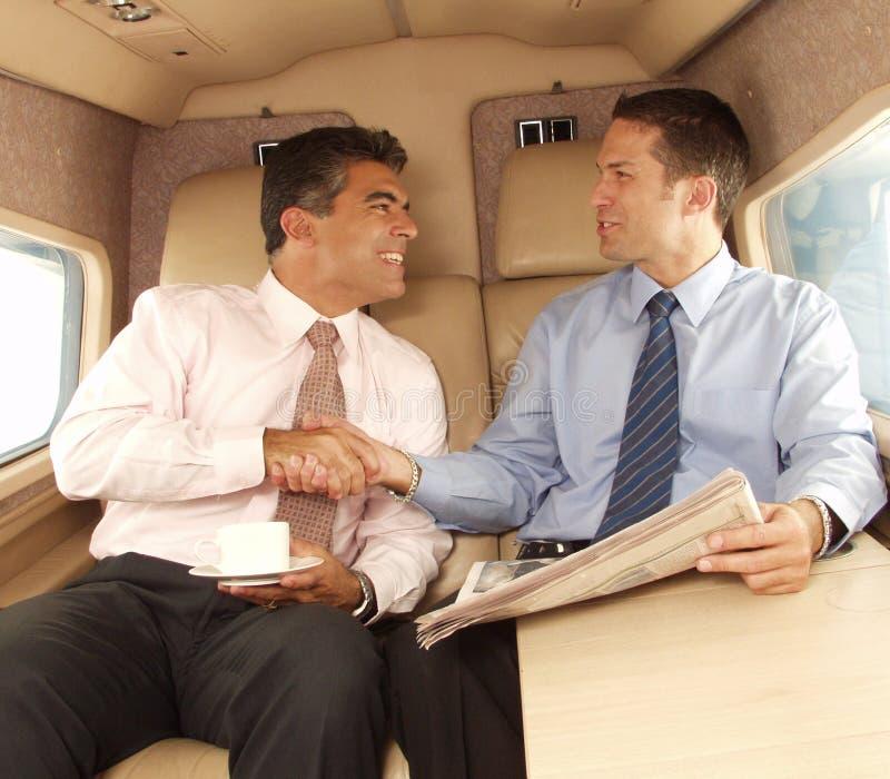 Reis en zaken. royalty-vrije stock fotografie