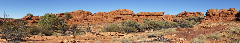 Reis Garganta, Austrália imagem de stock royalty free