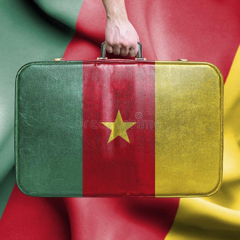 Reis naar Kameroen stock foto's