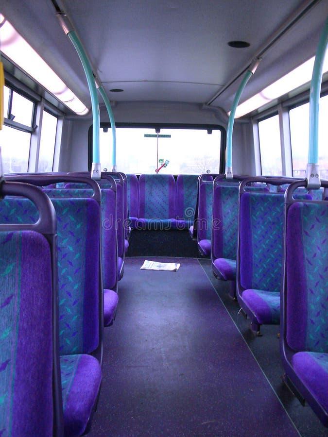 Reis op Bus 4 stock foto's